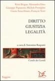Diritto, giustizia, legalità. Cortile dei Gentili Libro di