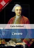 L' avaro Ebook di  Carlo Goldoni, Carlo Goldoni