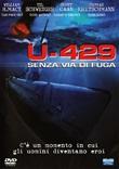 U-429. Senza via di fuga. DVD di  Tony Giglio