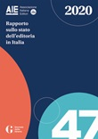 Rapporto sullo stato dell'editoria in Italia 2020 Ebook di