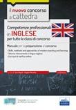Competenze professionali in inglese tutte le classi di concorso. Con materiali online per esercitazioni Ebook di  Sara Mayol, Angela Monetta
