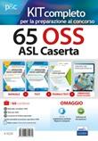 Kit completo 65 OSS ASL Caserta. Manuali per la preparazione completa al concorso. Con e-book. Con software di simulazione Libro di  Luigia Carboni, Anna Malatesta, Simone Piga