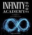 Infinity academy 2020. Catalogo della mostra (Ventimiglia, Laigueglia, Gubbio, 1 marzo-30 aprile 2020). Ediz. illustrata Libro di  Giammarco Puntelli