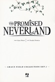 The promised Neverland. Grace field collection set. Vol. 2: Libro di  Posuka Demizu,Nanao, Kaiu Shirai