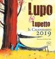 Lupo & Lupetto. Il calendario 2019 Libro di  Olivier Tallec