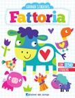 Fattoria. Grandi stickers Libro di  Elizabeth Golding