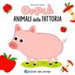 Animali della fattoria. Opplà. Ediz. a colori Libro di  Benedetta Nigelli