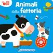 Animali della fattoria. Mini sound book. Ediz. a colori Libro di
