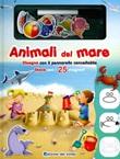 Animali del mare. Disegna con il pennarello cancellabile. Gioca con i 25 magneti. Ediz. illustrata