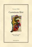 Carminum libri. Ediz. critica Libro di Francesco Filelfo