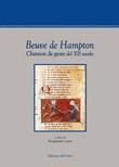 Beuve de Hampton. Chanson de geste del XII secolo. Ediz. critica Libro di