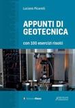Appunti di geotecnica con 100 esercizi risolti Libro di  Luciano Picarelli
