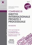Compendio di diritto internazionale privato e processuale. Con espansione online Libro di  Giancarlo Novelli