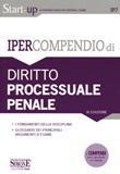 Ipercompendio diritto processuale penale Libro di