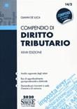 Compendio di diritto tributario Libro di  Gianni De Luca