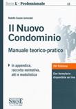 Il nuovo condominio. Manuale teorico-pratico. Con espansione online Libro di  Rodolfo Cusano