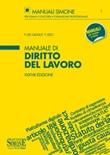 Manuale di diritto del lavoro. Con Contenuto digitale per accesso on line Libro di  Federico Del Giudice, Fausto Izzo