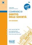Compendio di diritto delle società Libro di  Aldo Fiale