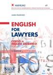 English for lawyers. Corso di inglese giuridico Libro di  Maria Fraddosio