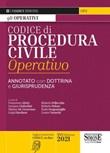 Codice di procedura civile operativo. Annotato con dottrina e giurisprudenza. Con espansione online Libro di