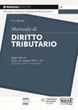 Manuale di diritto tributario Libro di  Gianni De Luca