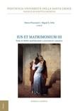 Ius et matrimonium Ebook di