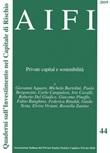AIFI. Quaderni sull'investimento nel capitale di rischio (2019) Ebook di