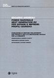 Fondo nazionale Next Generation EU per giovani e imprese: profili giuridici Libro di  Edoardo Andreoli