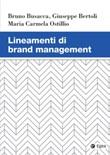 Lineamenti di brand management Ebook di  Bruno Busacca, Giuseppe Bertoli, Maria Carmela Ostillio