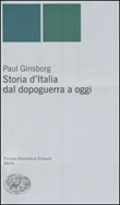 Storia d'Italia dal dopoguerra a oggi Libro di  Paul Ginsborg