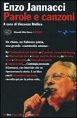 Parole e canzoni. Con DVD Libro di  Enzo Jannacci