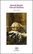 Vita di Galileo. Testo tedesco a fronte Libro di  Bertolt Brecht
