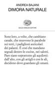 Dimora naturale Ebook di  Andrea Bajani