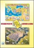 Cateposter: i quattro viaggi di san Paolo. Gerusalemme (Conf. 2 poster) Libro di  Luigi Zonta
