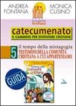 Progetto Emmaus. Catecumenato. Vol. 5: Libro di  Monica Cusino, Andrea Fontana