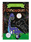 Dinosauri. Gratta & colora. Ediz. a spirale. Con gadget Libro di  Sarah Wade