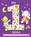 Ho 1 anno. Cinque storielle perfette per me. Ediz. illustrata Libro di  Melanie Joyce