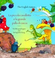 La piccola cavalletta e la grande palla di cacca-The little grasshopper and the big ball of dung. Ediz. a colori Libro di The English Sisters