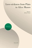Love-sickness from Plato to Alice Munro Libro di  Héliane Ventura