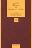 Nuova rivista di letteratura italiana (2019). Vol. 2: Libro di