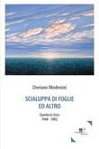 Scialuppa di foglie ed altro Ebook di  Doriano Modenini, Doriano Modenini