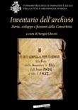 Inventario dell'archivio. Storia, sviluppo e funzioni della Consorteria Libro di