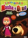 Attenti a Masha! Masha e orso. Con adesivi Libro di