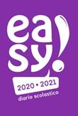 Diario Easy! Diario scolastico 2020/2021. Copertina viola Libro di  Manuela Giani