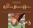 The California Spade bit horse. Ediz. illustrata. Vol. 3: Libro di  Mino Spadacini