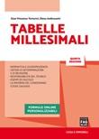 Tabelle millesimali Ebook di  Gian Vincenzo Tortorici, Elena Ambrosetti