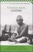 Gandhi Libro di  Christine Jordis