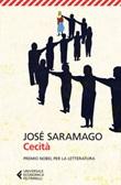 Cecità Ebook di  José Saramago