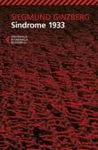 Sindrome 1933 Ebook di  Siegmund Ginzberg