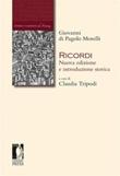 Ricordi. Nuova edizione e introduzione storica Ebook di  Giovanni di Pagolo Morelli